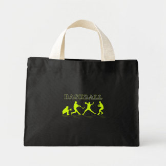 Baseball Silhouettes Bag