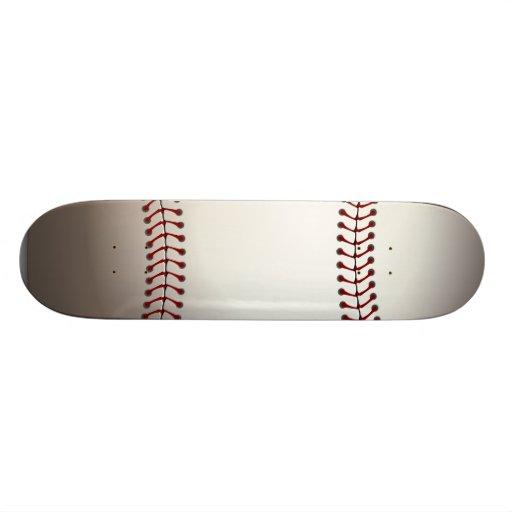 Baseball Skate Board Decks
