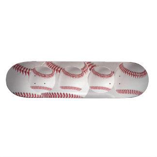 Baseball Skateboard Deck