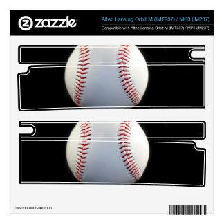 Baseball Skin For Orbit M Speaker