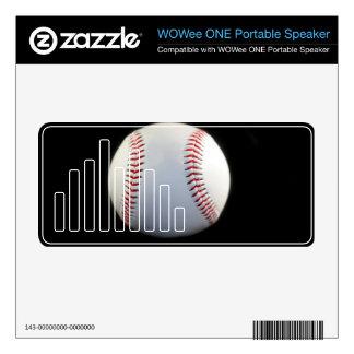 Baseball WOWee Speaker Skin