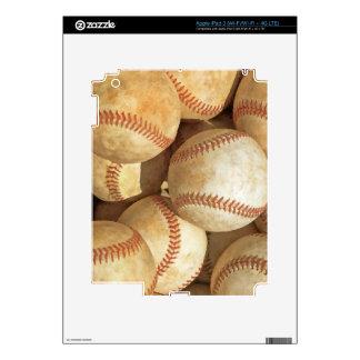 Baseball iPad 3 Decals