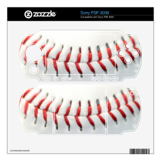 Baseball Decal For The PSP 3000