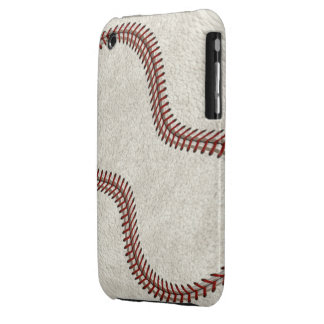 """Baseball Skin Ball Game """"American Past-time"""" Sport iPhone 3 Case"""