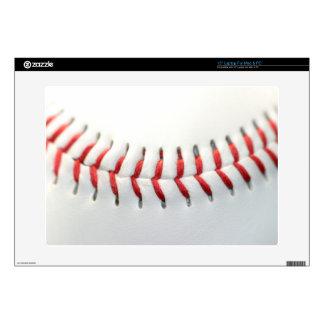 """Baseball Skin For 15"""" Laptop"""