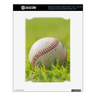 Baseball Skin For NOOK