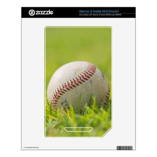 Baseball Skin For NOOK Color