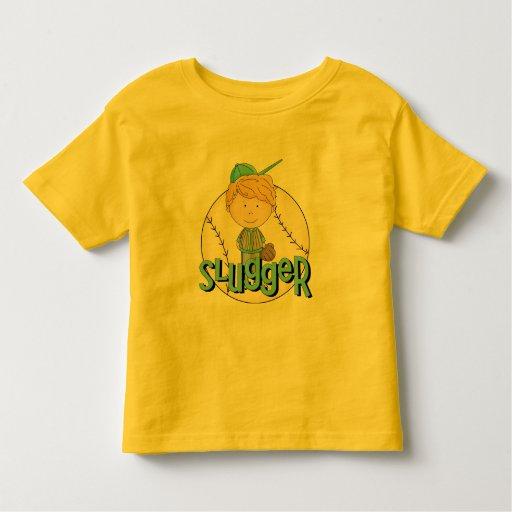Baseball Slugger T-shirts and Gifts