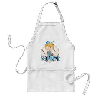 Baseball Slugger T-shirts and Gifts Aprons