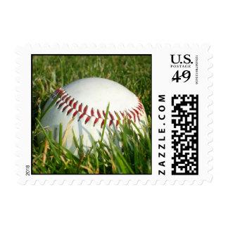 Baseball small stamps