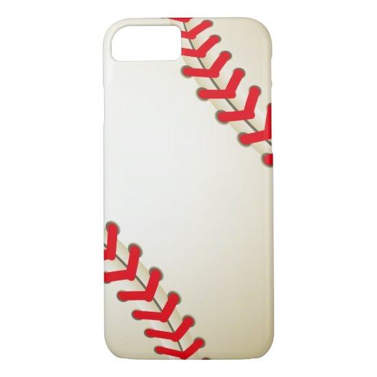 Baseball Softball Ball iPhone 8/7 Case