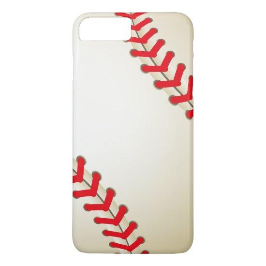 Baseball Softball Ball iPhone 8 Plus/7 Plus Case