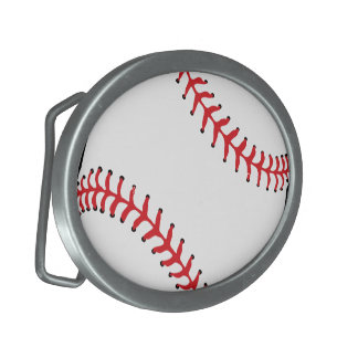 Baseball/Softball Belt Buckle
