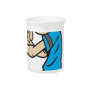 BASEBALL / SOFTBALL BOY BATTING BEVERAGE PITCHER
