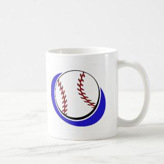 baseball/softball coffee mug