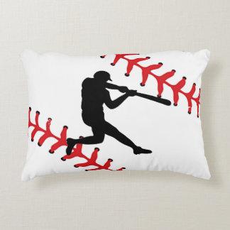 Baseball Softball Design Accent Pillow