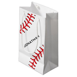 Baseball Softball Design Gift Bag