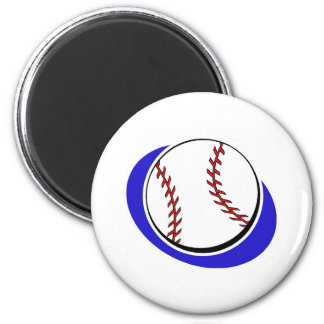 baseball/softball magnet
