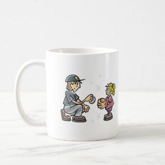 Baseball & Softball mug