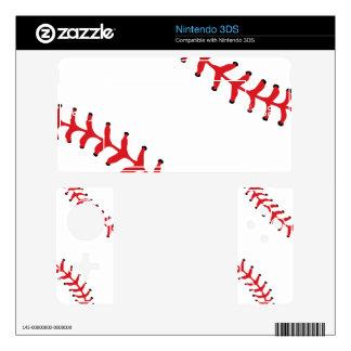 Baseball/Softball Nintendo 3DS Skin