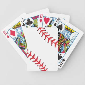 Baseball/Softball Playing Cards