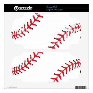 Baseball/Softball Sony PSP Skin