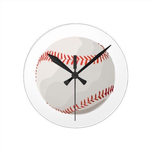 Baseball Softball  Sports Destiny Gifts Clocks