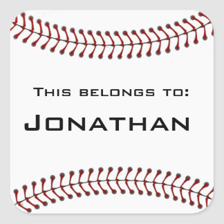 Baseball Softball Sticker