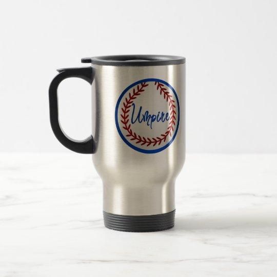 Baseball, Softball, Tee Ball, Knothole - SRF Travel Mug