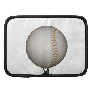 Baseball / Softball w/Orange Stitching Planners