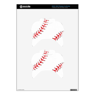 Baseball/Softball XBOX 360 Wireless Controller Xbox 360 Controller Skins