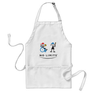 Baseball Special Boy Pitching Adult Apron