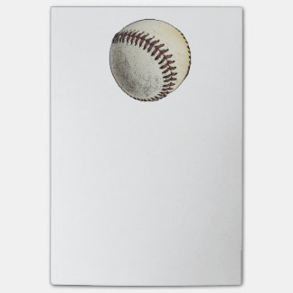 Baseball Sport Drawing Sketch Post-it® Notes