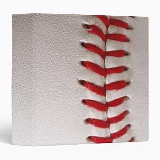 Baseball Sports Binder