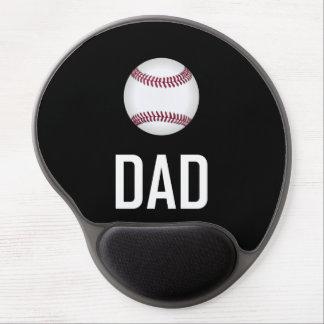 Baseball Sports Dad Gel Mouse Pad