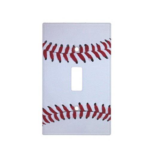 Baseball Sports Light Switch Plates Zazzle