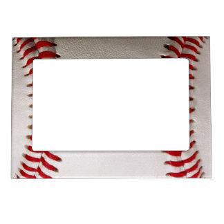 Baseball Sports Magnetic Frame