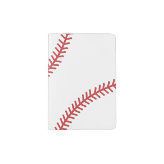 Baseball Sports Passport Cover Passport Holder