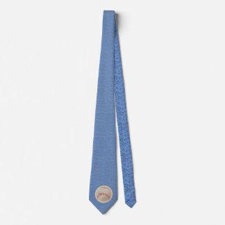Baseball Sports Theme Neck Tie