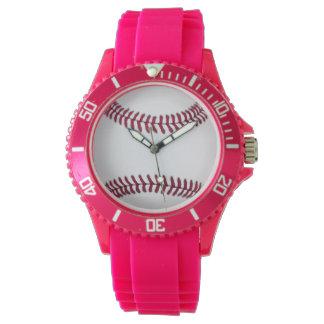 Baseball Sporty Watch