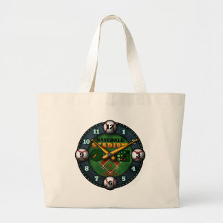Baseball Stadium2 Canvas Bag