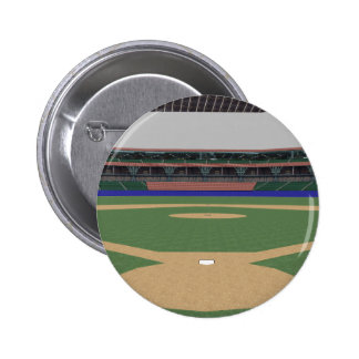 Baseball Stadium: 3D Model: Button