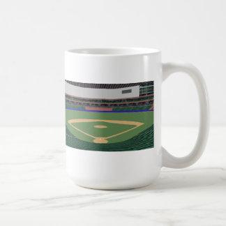 Baseball Stadium: 3D Model: Coffee Mug