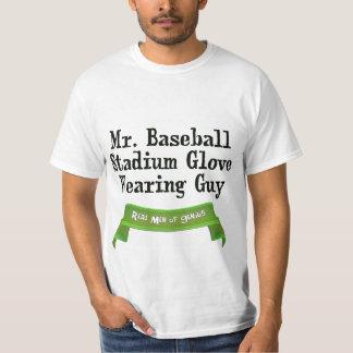 Baseball Stadium Glove T Shirt