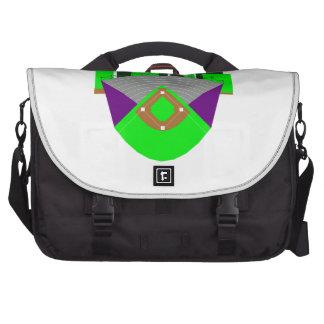 Baseball Stadium Computer Bag
