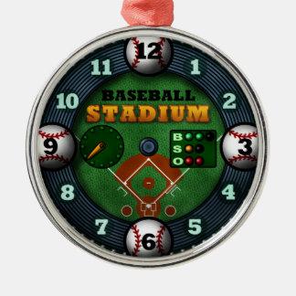Baseball Stadium Christmas Ornament