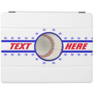 Baseball Star athlete iPad Smart Cover
