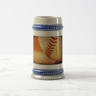Baseball Stein Mug