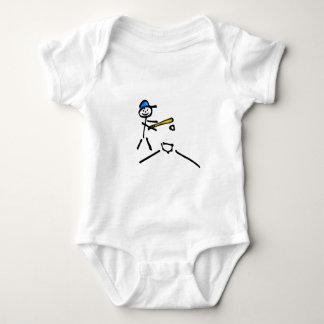 Baseball (Stick Figure) T Shirt