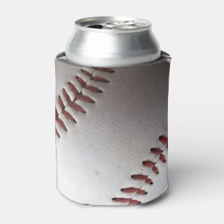 Baseball Stitches Can Cooler